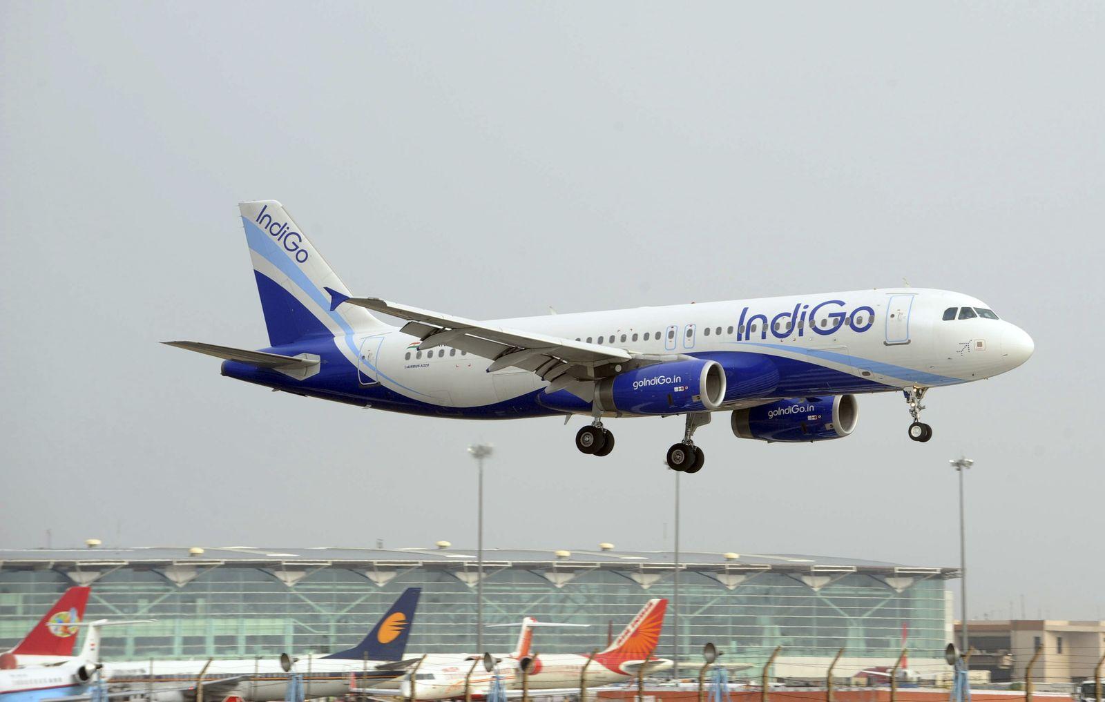 Airbus 320 IndiGo