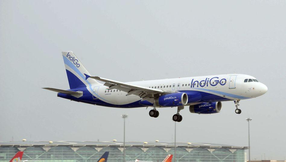 Billigflieger Indigo: Der erste Kunde für die A320Neo