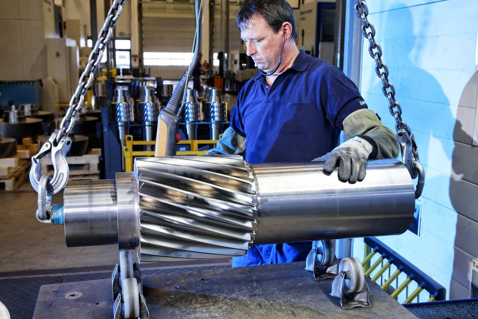 Kurzarbeit / Kurzarbeitergeld/ Maschinenbau
