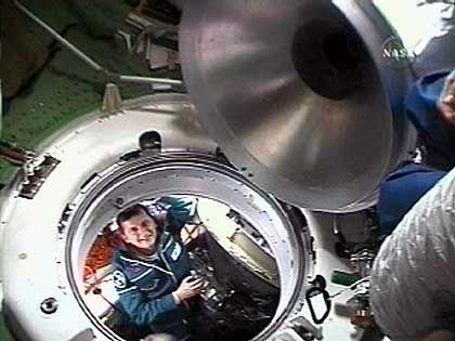 Weltraumtourist: Für Simonyi wird ein Traum wahr