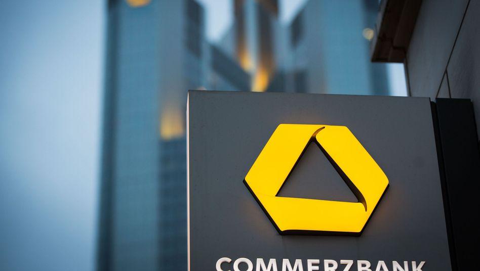 Teilverstaatlichte Commerzbank: Der Bankenrettungsfonds FMX verbuchte 2017 einen Überschuss von 1,4 Milliarden Euro. Bei den Commerzbank-Papieren fielen Buchgewinne von 1,03 Milliarden an
