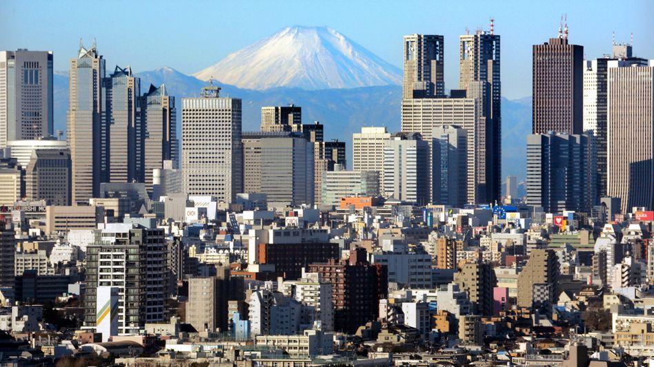 Japans Firmen unter Druck: Die Industrieproduktion ist den zweiten Monat in Folge gesunken