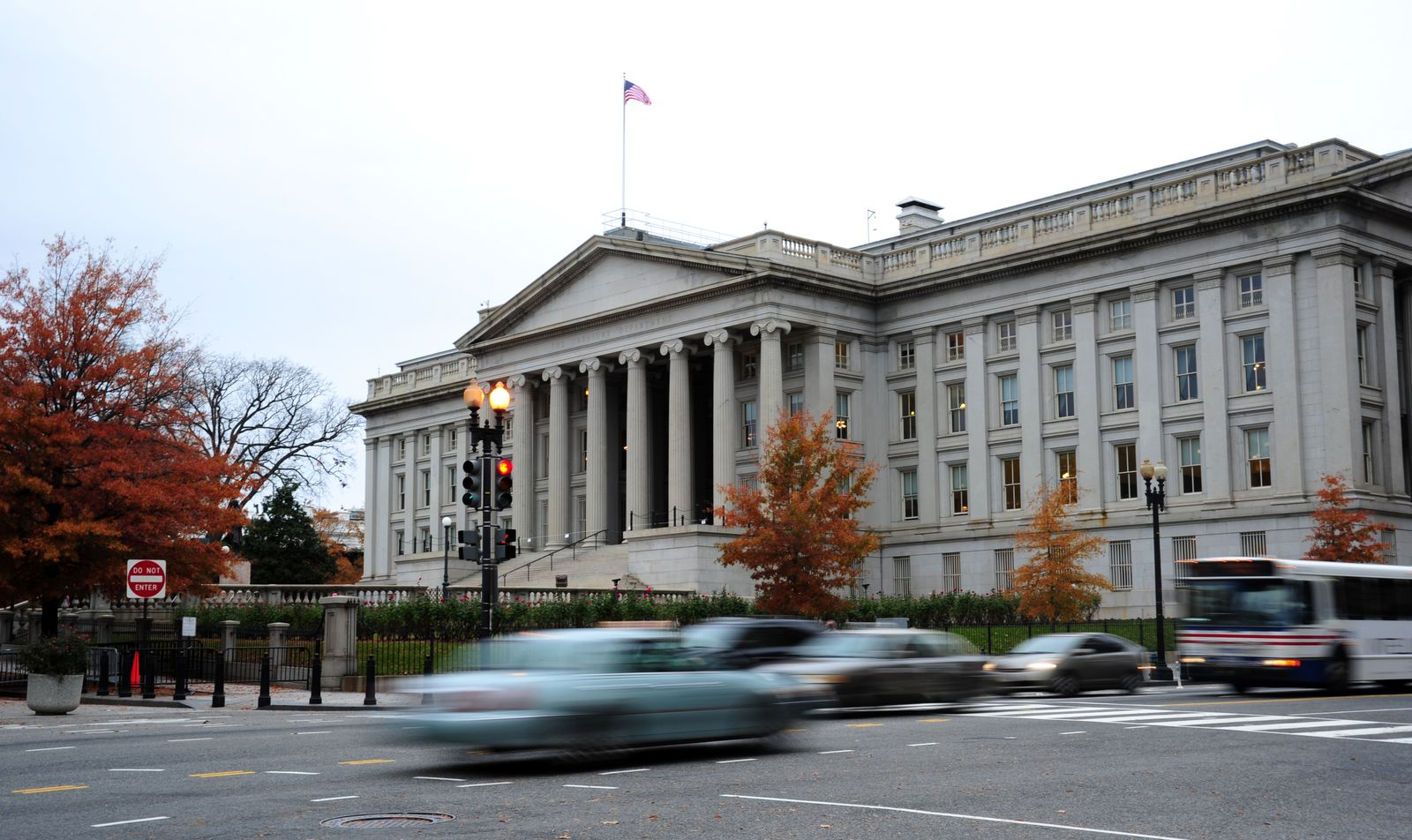 US-Finanzministerium / Treasury Department