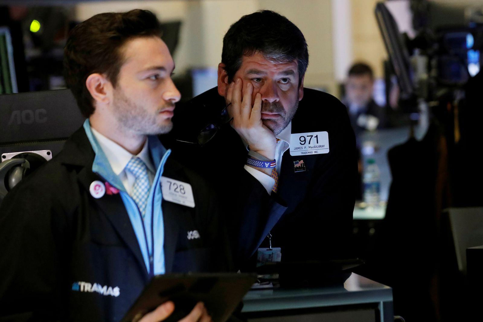 Stocks / Aktien / NYSE / Crash / Börse
