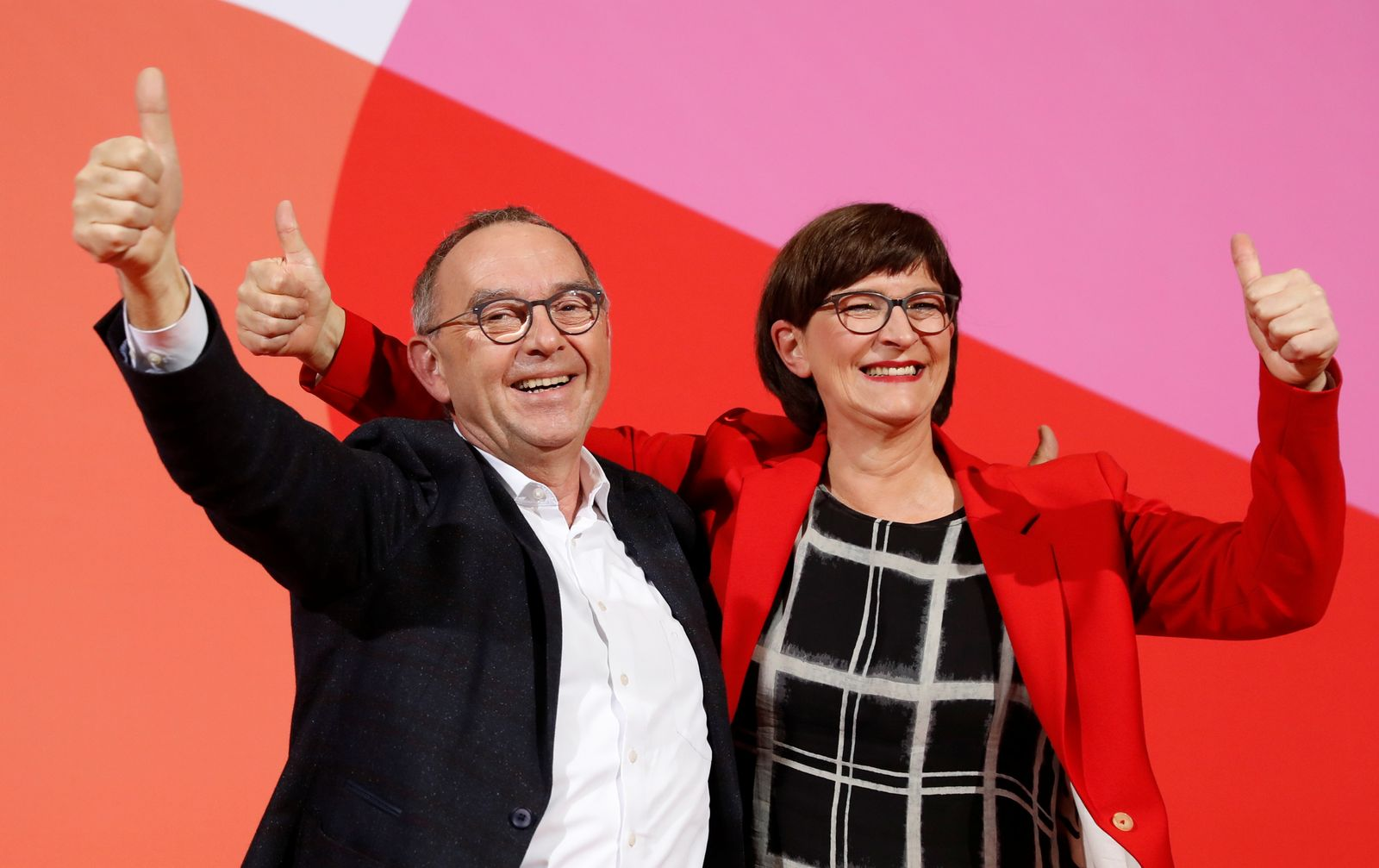 GERMANY-POLITICS/SPD