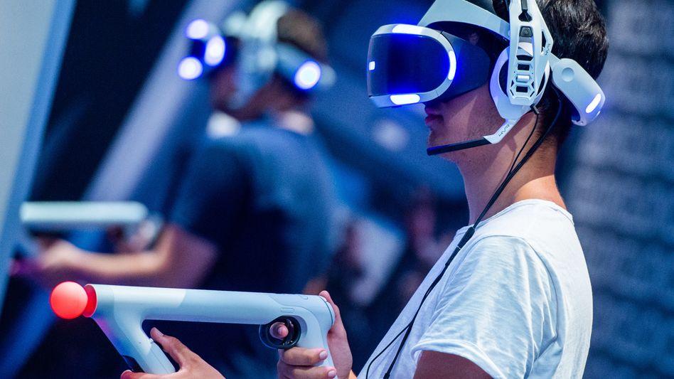 """Diesmal nur online: Die Spielemesse """"Gamescom"""" findet auch in diesem Jahr nur virtuell statt"""