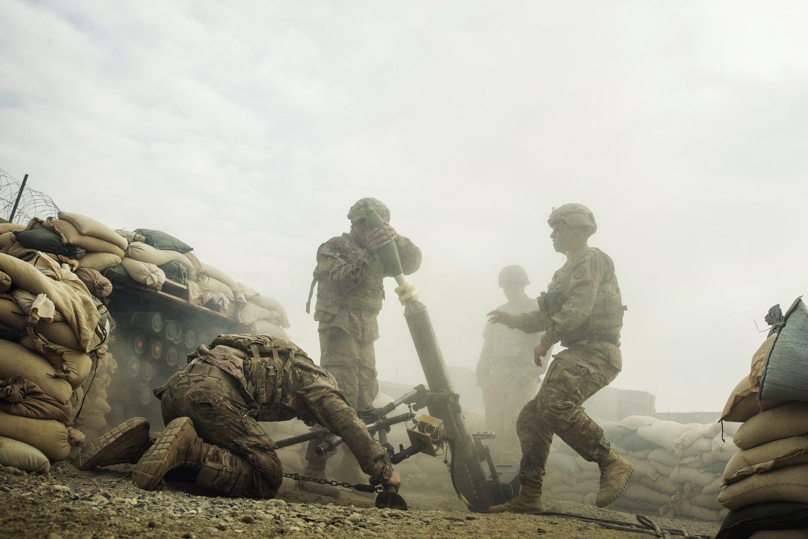 Afghanistan / US Soldaten