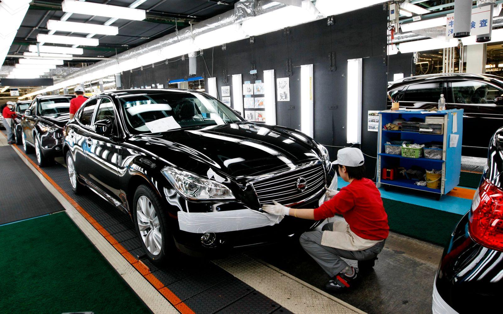 Produktion / Nissan