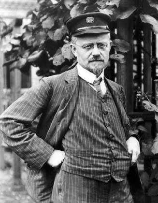 August Horch: 1904 gründete der Ingenieur seine Firma Horch in Zwickau