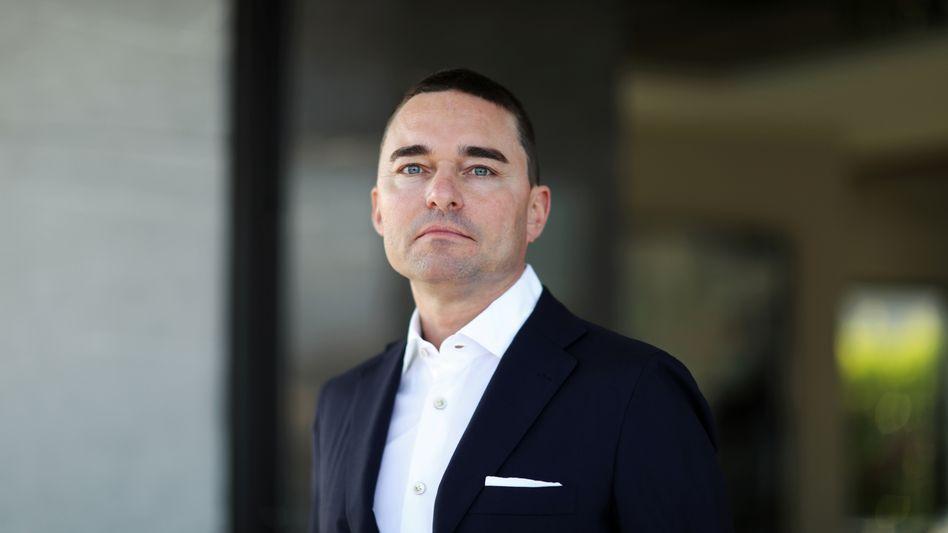 Reumütig: Hochrisiko-Investor Lars Windhorst räumt Fehler ein