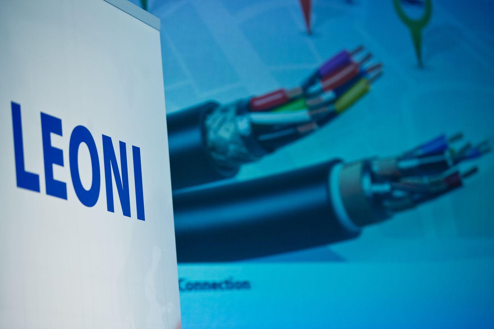 Leoni AG; Logo