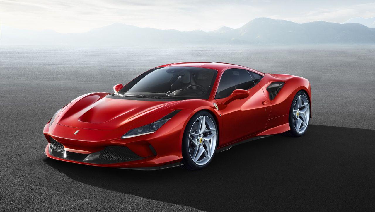 Aktie Ferrari