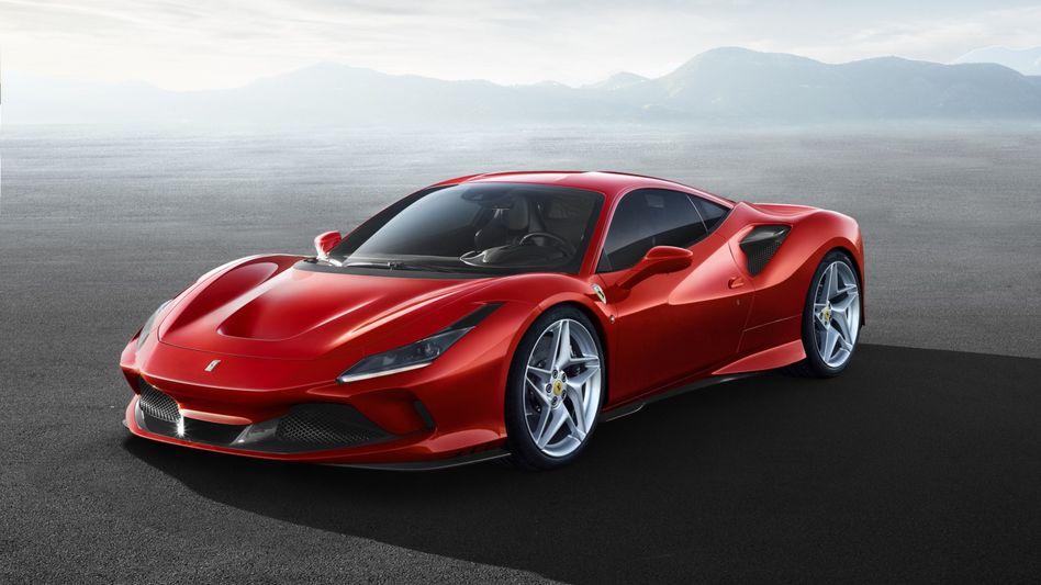 Ferrari F8 Tributo: Der Autobauer aus Maranello trotzt der Krise