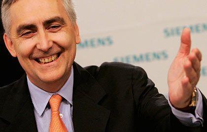 Peter Löscher: Siemens hat hohe Bonusansprüche von Merck übernommen