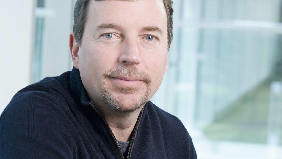 Angeblich vor dem Rücktritt: Yahoo-Chef Thompson