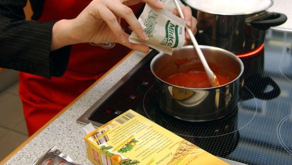 Mamma Miracoli: Die Fertigmischung für Spaghetti mit Tomatensoße ist weltbekannt