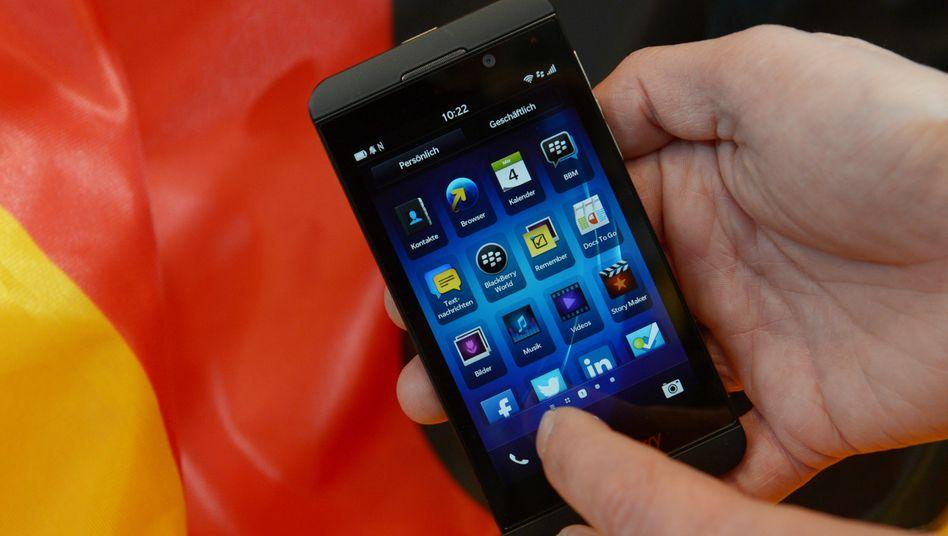 Smartphone-Apps: Unterschätzes Einfallstor