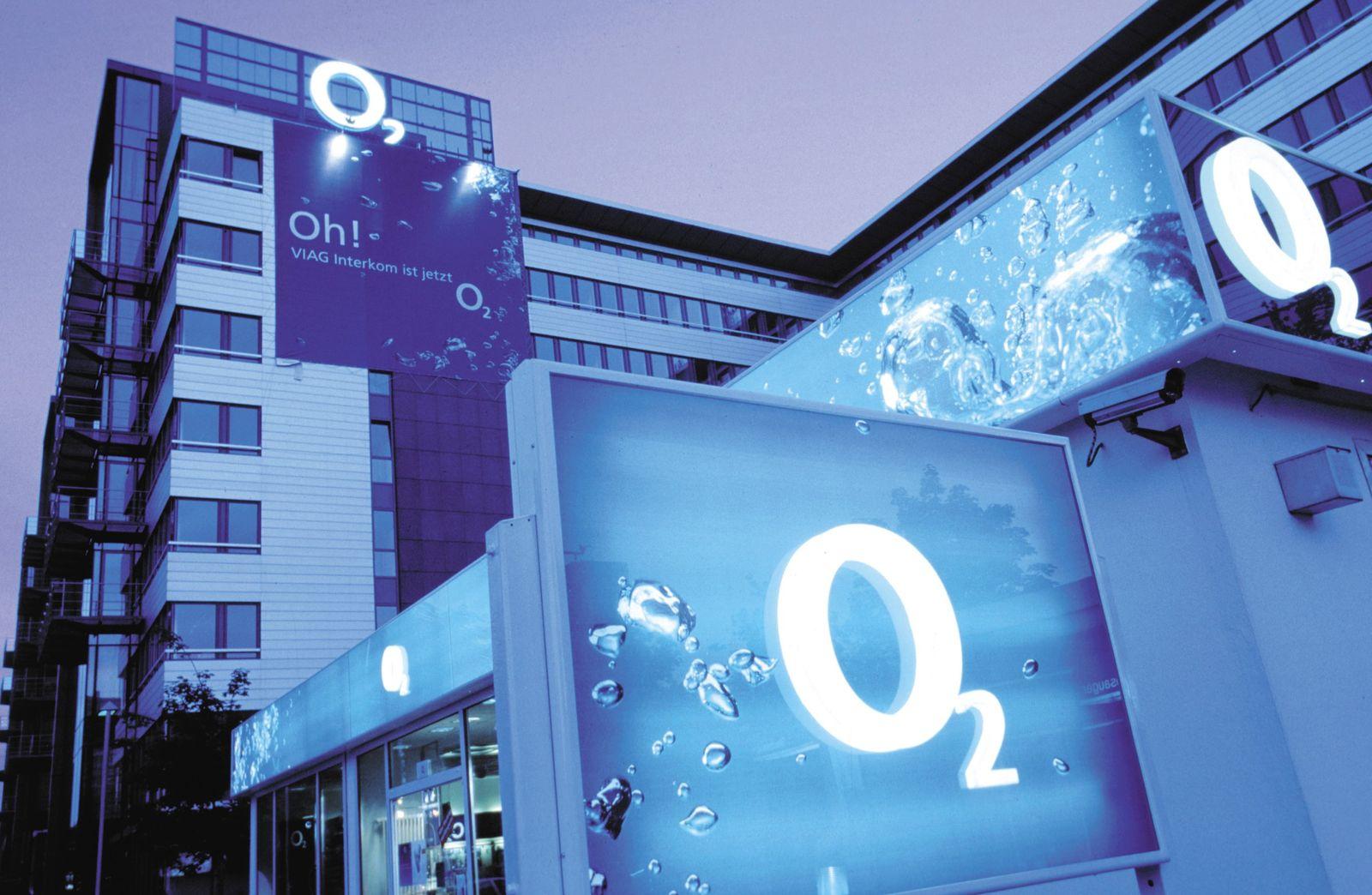 O2 Zentrale / München