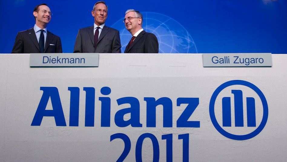 Allianz: Geschäftsprognose bestätigt - trotz des ruppigen Umfelds
