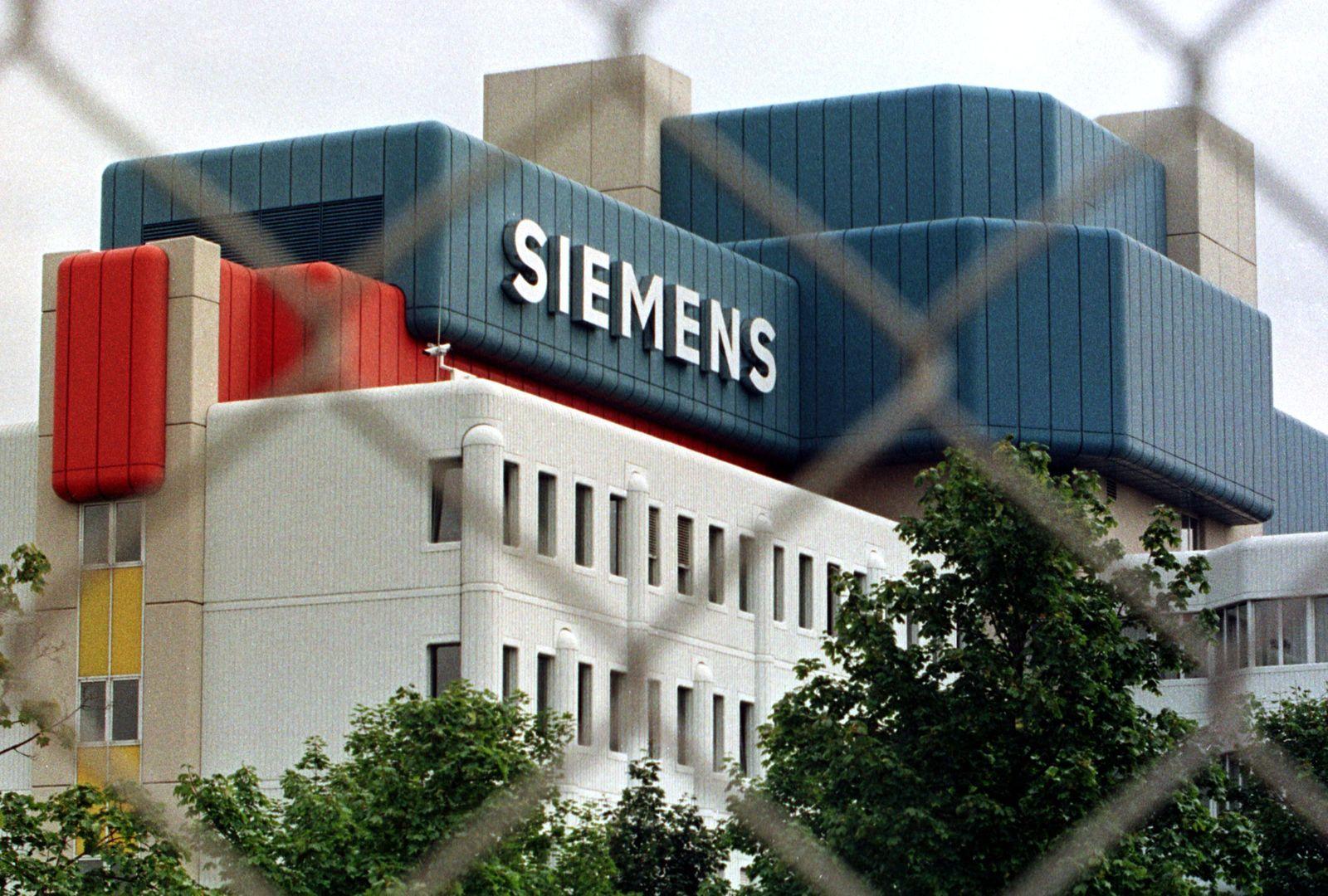 Siemens / Zentrale / München