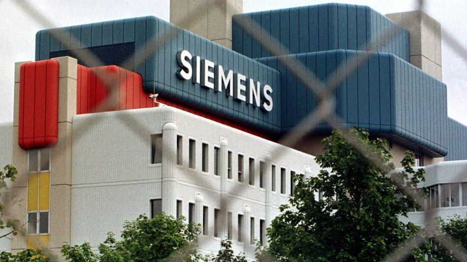 Schaltzentrale: Der neue Siemens-Chef muss die Weichen neu stellen