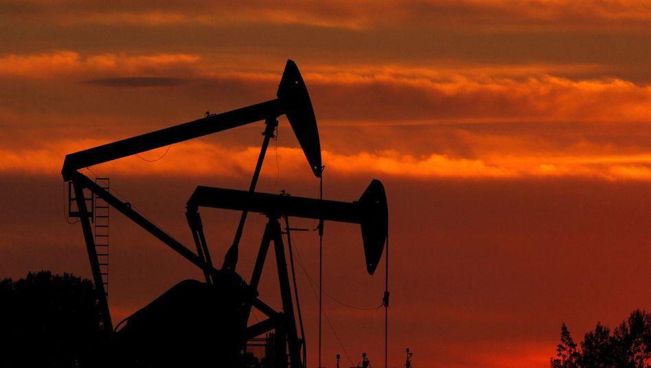 Ölförderung in den USA: Weltweites Überangebot