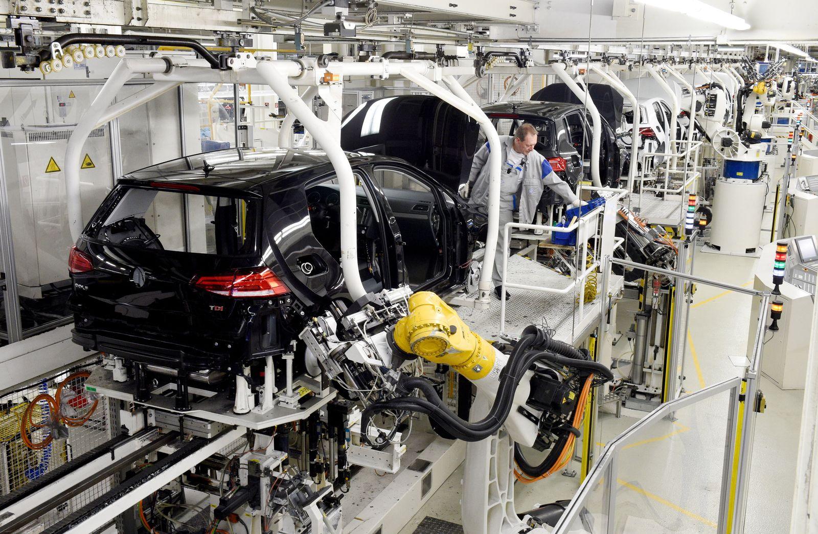 Volkswagen AG - Produktion