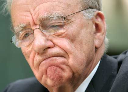"Platz 5: Rupert Murdoch (72), News Corp. - ""Der gefährlichste Mann der Welt"""