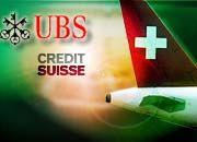 Die UBS und die Credit Suisse versuchten die Swissair zu retten
