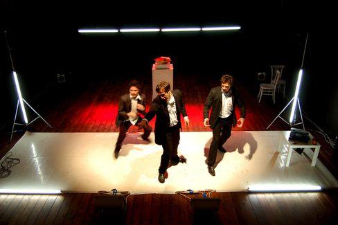 Accademia degli Artefatti: Das Konzept Knos setzt auf Experimente, auch auf der Bühne