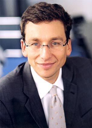 """Reif für die Insel:AOL-Deutschland-Chef Stanislas (""""Stan"""") Laurent verabschiedet sich in die Europa-Zentrale nach London"""