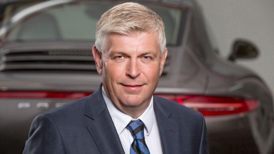 Was er sagte, kann möglicherweise gegen ihn verwendet werden: Ex-Porsche-Vorstand Wolfgang Hatz