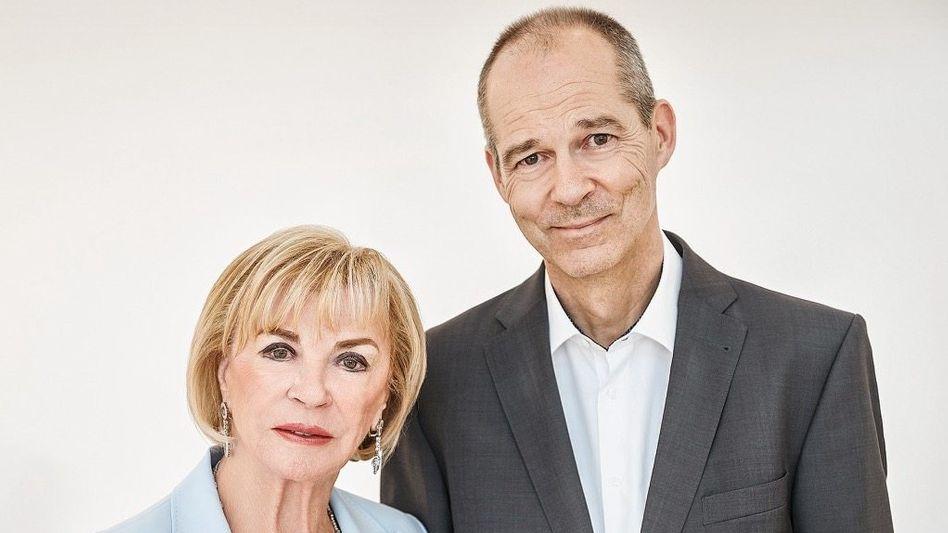 Ehrlich? Liz Mohn hat die Macht bei Bertelsmann an ihren Sohn Christoph übergeben