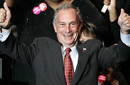 "Clinton-Gegner Bloomberg: ""Run, Mike, run!"""
