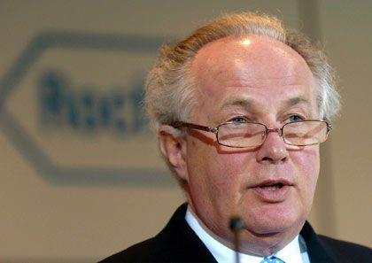 Franz B. Humer CEO Roche Gesamtbezüge 2003: 5,82 Mio. Euro (Platz 11 im Stoxx) Wertschaffung: 25,4 Prozent* * Durchschnitt im Stoxx: 13,8 Prozent