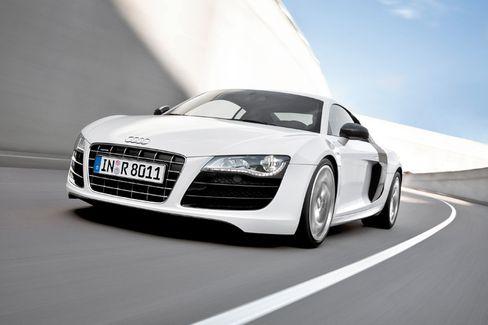 Audi R8: Der Autobauer startete schlecht ins Jahr