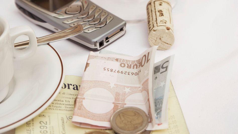 Ab 2016 müssen kleine Geschäfte und Cafés in Dänemark voraussichtlich keine Scheine und Münzen mehr annehmen.