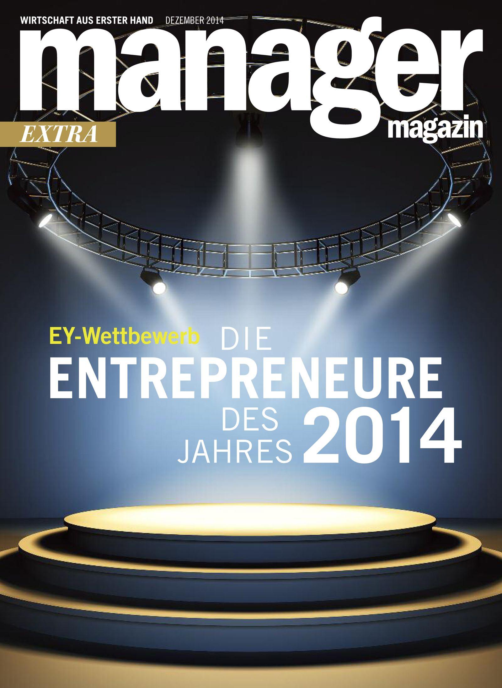mm Entrepreneur des Jahres 2014
