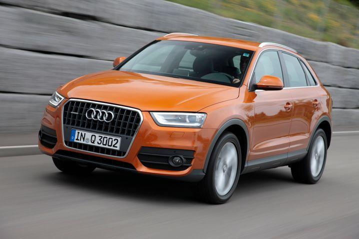 Audi Q3: Dieselmotoren betroffen, die die Abgasnorm EU 5 erfüllen