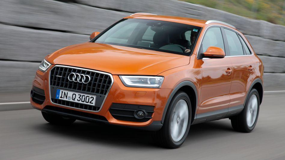 Audi Q3: neue Bestmarke beim US-Absatz