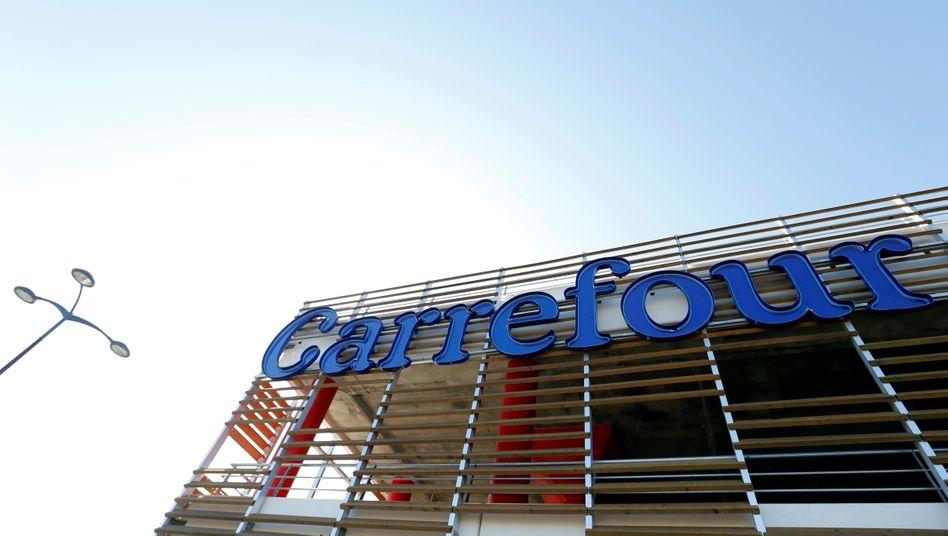 Big Deal: Hypermarkt von Carrefour in Mérignac bei Bordeaux