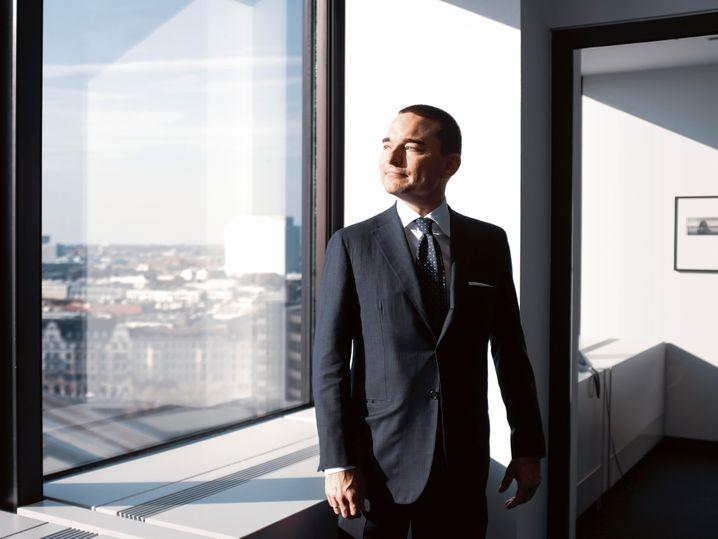Der Finanzjongleur sucht in der Krise opportune Deals: Lars Windhorst