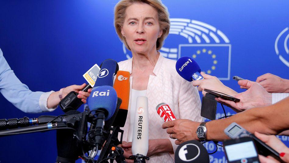 Ursula von der Leyen könnte EU-Kommissionspräsidentin werden - und neue Akzente setzen, zum Beispiel auch im Bereich Finanzdienstleistungen und Altersvorsorge