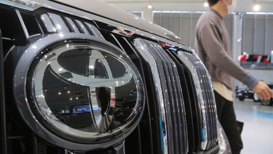 Bessere Aussichten: Toyota wird optimistischer