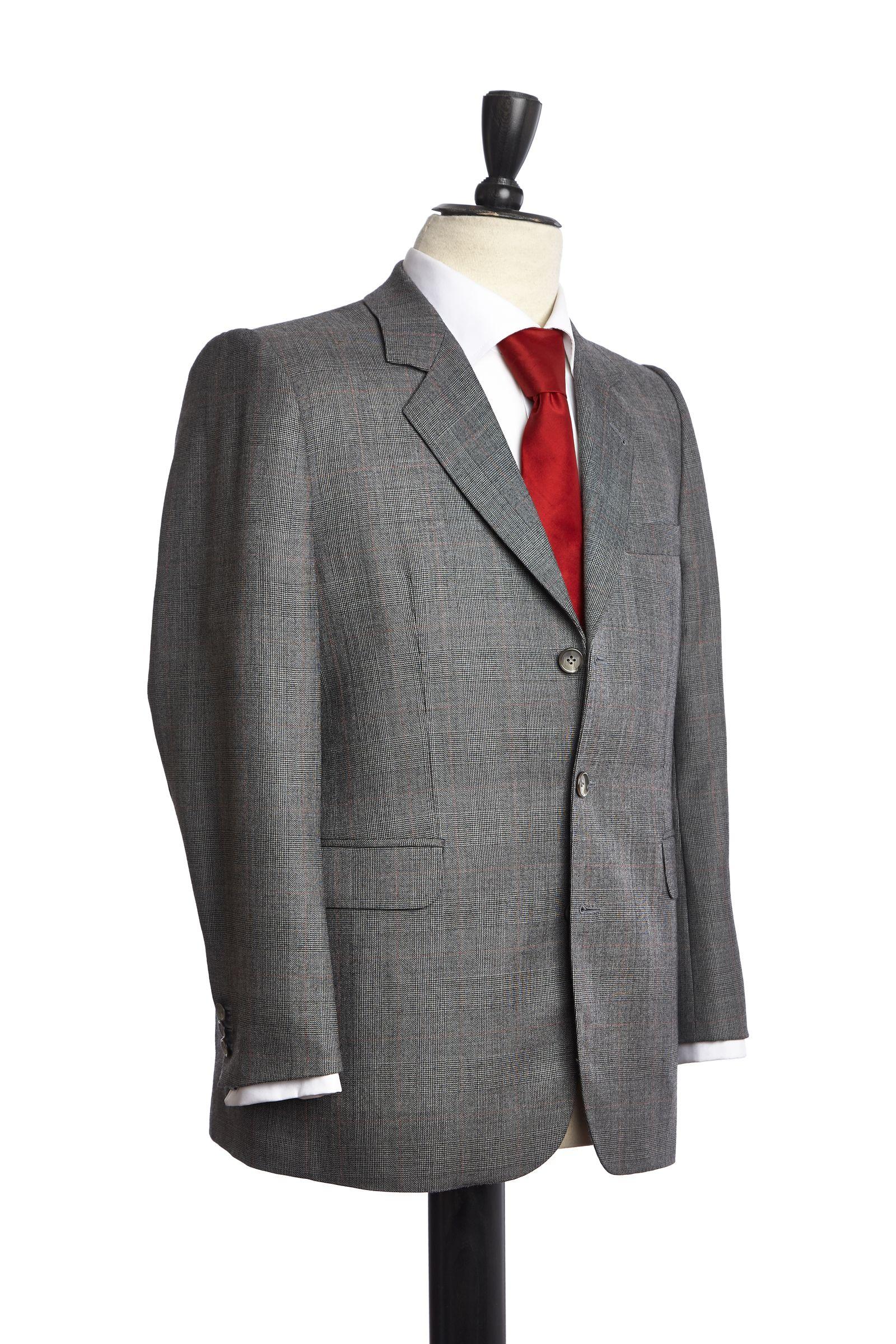 Herrenmaßschneider Anzug Krawatte / dühnforth & wulff