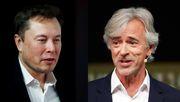 Elon Musk feuert gegen Waymo-Chef