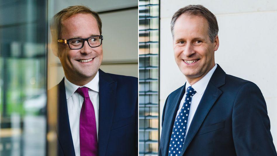 Entrepreneure des Jahres: Die Bau-Profis Jan-Hendrik und Jörg-Uwe Goldbeck