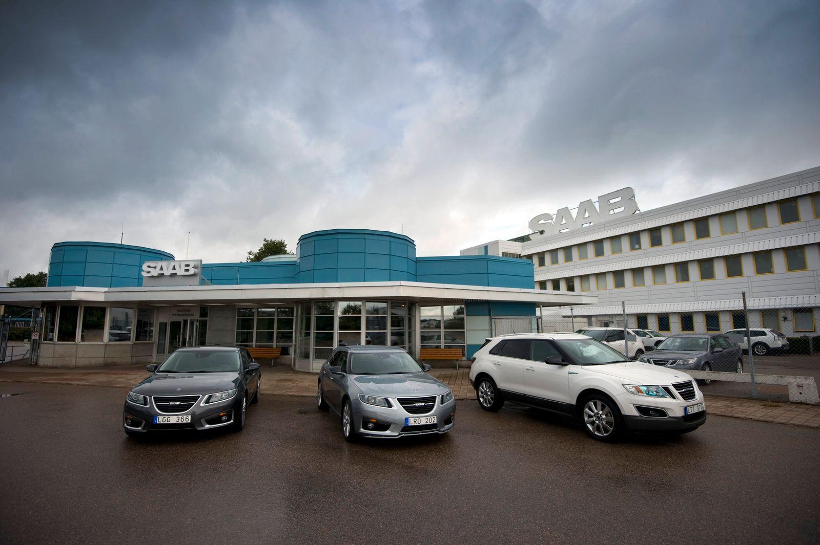 Schweden / Saab / Autos / Automarken
