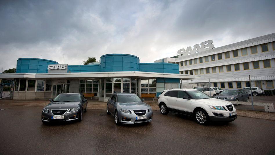 Saab-Fabrik: Dem russischen Millionär Wladimir Antonow, dessen Rolle bei Saab im Dunklen bleibt, hat es die Sprache verschlagen