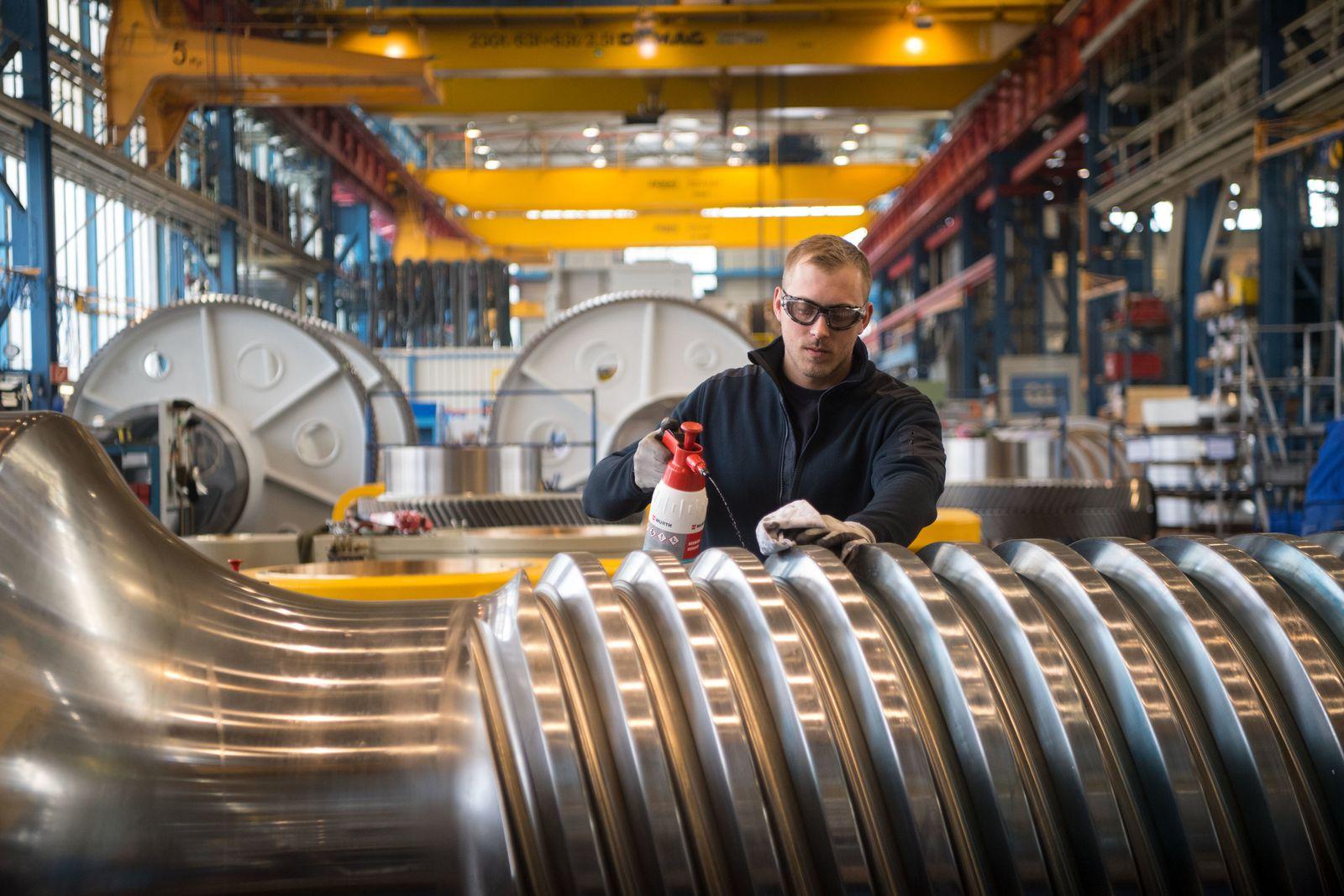 Maschinenbau - Produktion Schuler AG